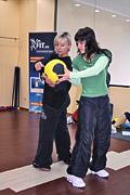 семинар wellcom в клубе 365 фитнес