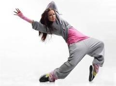 Хип хоп - танец улиц и свободы самовыражения