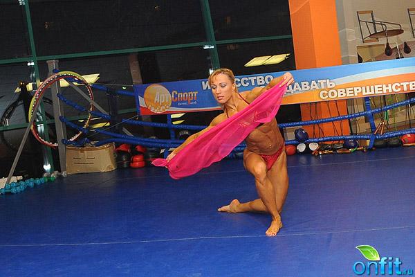 Подведение итогов акции «Фитнес-экипировка в подарок!» в «Арт-Спорт»