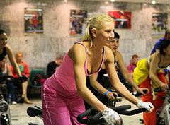 XVII Международная фитнес-конвенция Intersport 2009