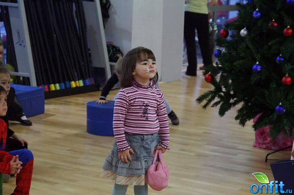 """""""Зимняя сказка"""" - новогодний утренник для малышей в World Gym"""