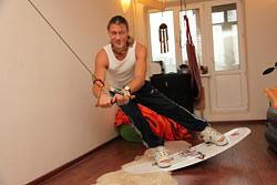 Вейкбординг: домашний экстрим-класс с Ильей Данильченко