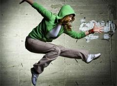 хаус - одно из самых взрывных и заразительных танцев