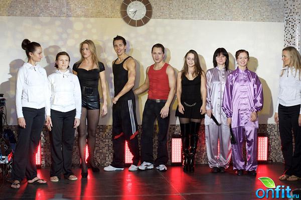 Новогодняя феерия в фитнес-клубе Wellness Park