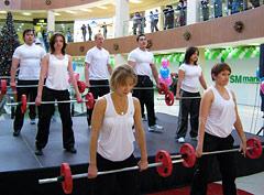 В Казахстане открылся второй фитнес-клуб сети Fitness First