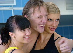 Неделя фитнеса в Астане