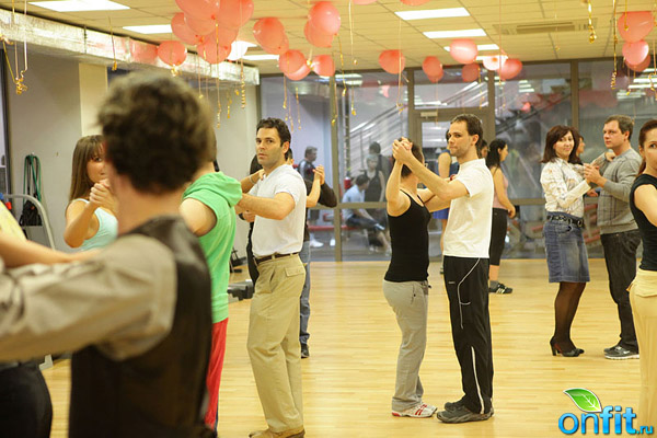 Valentine's Danse! Танцуем в парах!
