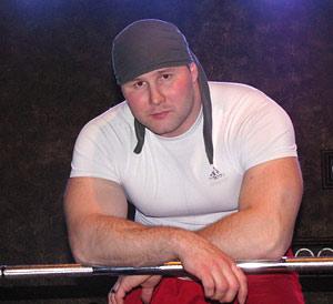 Дмитрий Касатов - учредитель Ассоциации силового троеборья и жима лежа «Богатырское братство»