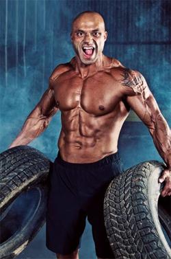 Развитие мышц - тренировка тела