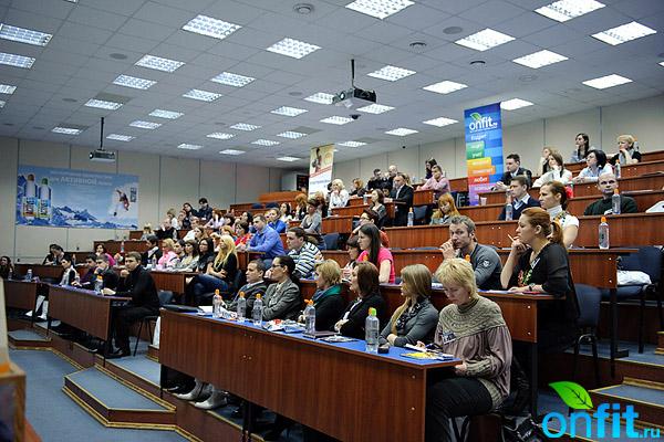 VI Всероссийский съезд специалистов спортивно-оздоровительной индустрии и фитнеса