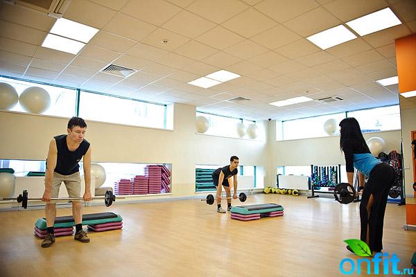 Тренинг «Подготовка фигуры к летнему сезону» в «Арт-Спорт»