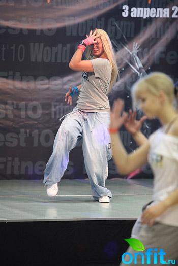 World Gym Fitness Fest`10: фестиваль современного фитнеса