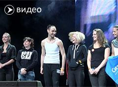 Видео: Церемония награждения Onfit Awards 2010
