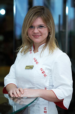 Мария Серикова, врач спортивной медицины фитнес-центра «TERRASPORT Коперник»