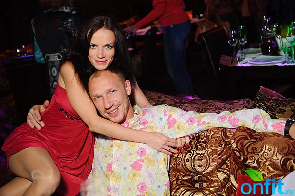 Вечеринка Школы Танцев А. Литвиненко в ресторане