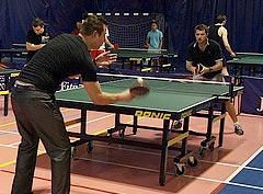 Турнир по настольному теннису фитнес-клубов УК Fitness Holding