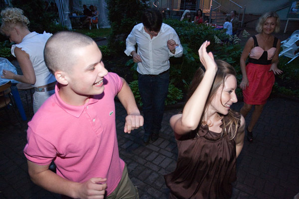 VeranДа Party - открытие летней веранды в