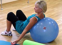 «Беременность и фитнес» - семинар компании «Велком»