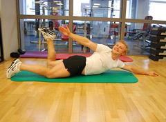 Будь бдителен! Тренировка при остеохондрозе и межпозвоночных грыжах