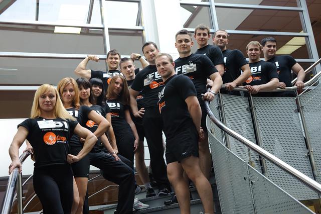 Фитнес-клуб бизнес-класса