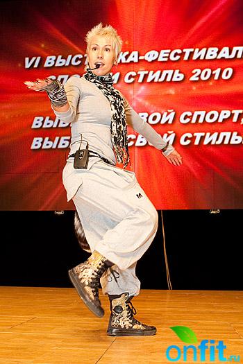 «Фитнес-Москва. Спорт и Стиль 2010» - Часть II
