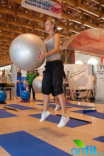 «Фитнес-Москва. Спорт и Стиль 2010» - Часть I