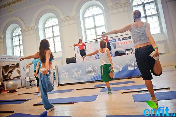 «Фитнес-Москва. Спорт и Стиль 2010» - Часть III