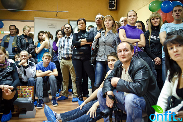 Фитнес-клубу «Адреналин»  - 3 года!