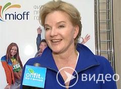 Интервью Ирины Разумовой на MIOFF 2010