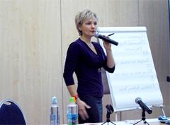 Елена Пискунова на MIOF-2010