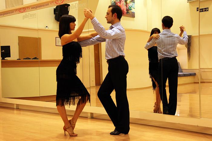 Бальные танцы - краткое описание - ча-ча-ча