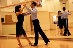 учимся танцевать ча-ча-ча