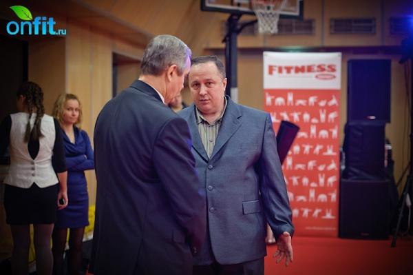 Вручение премии «Фитнес-профессионал года 2010»