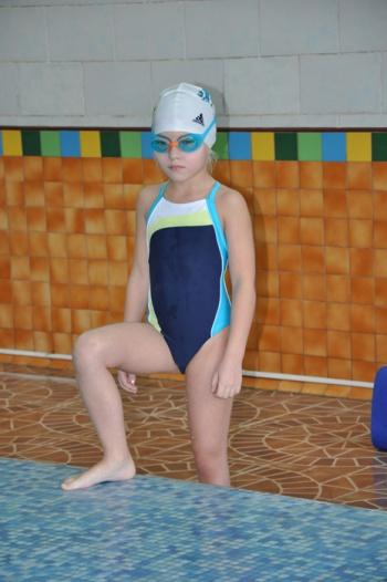 Отчет о детских соревнованиях по плаванию