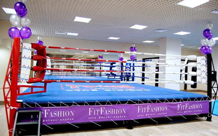 сеть фитнес-клубов FitFashion