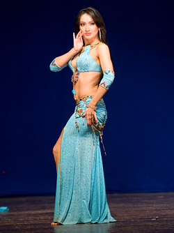 Равиля Чубаркаева - танец живота