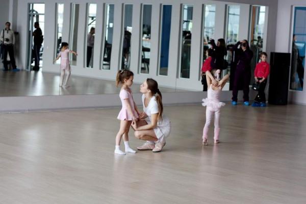 В клубе ALEX fitness Филион прошел Танцевальный марафон!