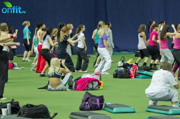 Фитнес-конвенция. 17 Международный Фестиваль физкультуры и спорта