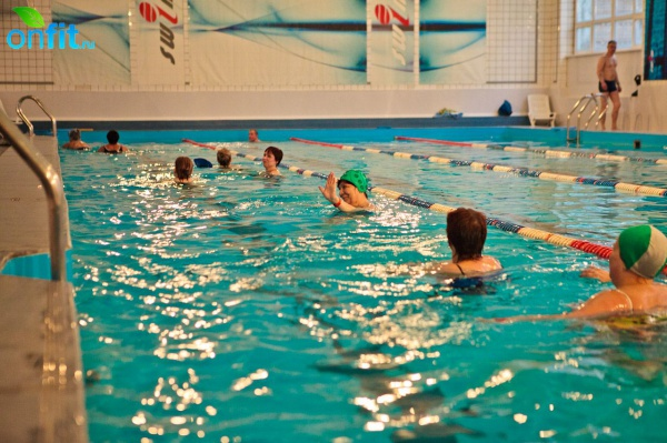 В гостях у клуба Swim