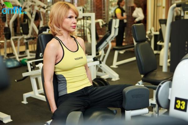 В гостях у фитнес-клуба «Альфа Фитнес»