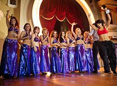 Dance Cup 2011. Танец как искусство