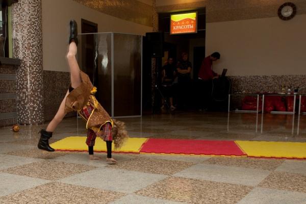 Фитнес-вызов 2011