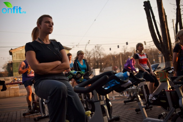 Сайкл-марафон: новый закон «Физики»!