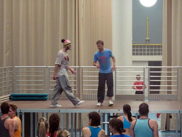 Конвенция Freestyler Fit 5: где фитнес, там и дружба!