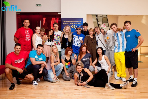 Финалы Onfit Awards 2011