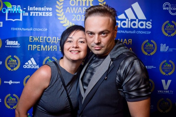 Церемония награждения Onfit Awards 2011