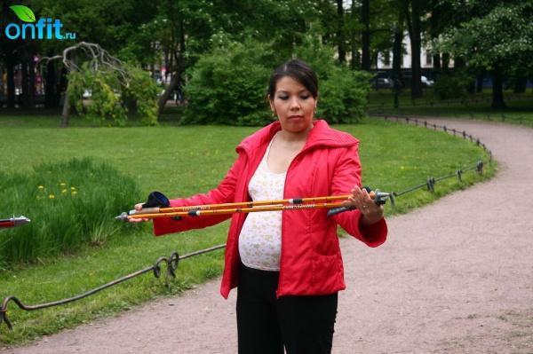 Nordic Walking: ����� � ���� - � ������!