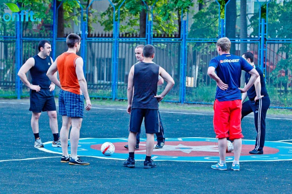 Большой азарт мини-футбола