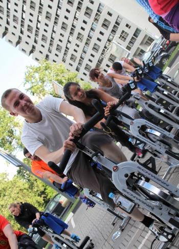 Cycle-марафон от «ФитнесМании»