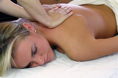 массаж и фитнес-тренировки